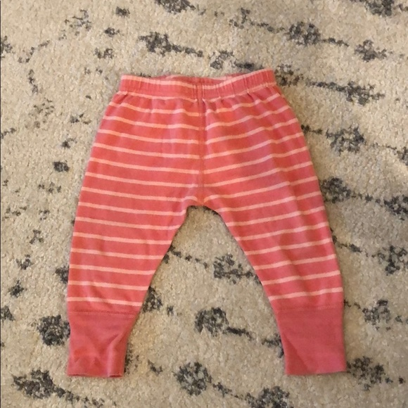 Hanna Andersson Other - Hanna Andersson organic wiggle pants size 75